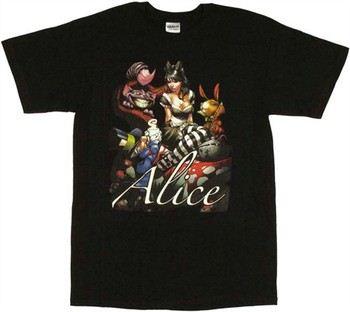 Zenescope Calie Liddle Tea Party T-Shirt