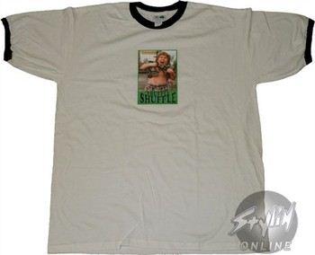 Goonies Chunk Truffle Shuffle with Black Trim T-Shirt