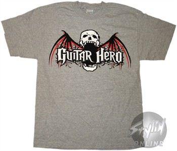 72 Awesome Guitar Hero T-Shirts - Teemato.com 66049c4ba9