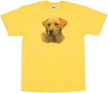 Hangover 2 Friskybizpet Yellow Lab Alan Costume T-Shirt