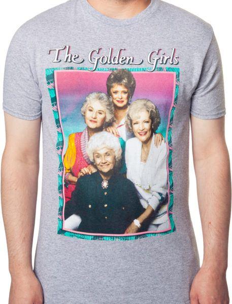 Golden Girls Group T-Shirt