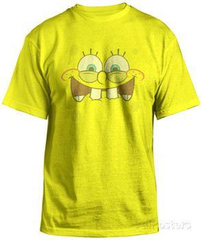 Spongebob Squarepants - Excited Face