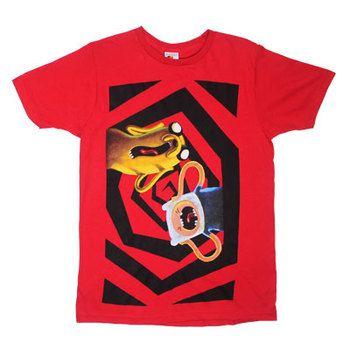 The Scream - Adventure Time Sheer T-shirt