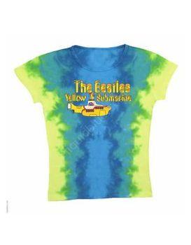 The Beatles Yellow Submarine Women's T-Shirt