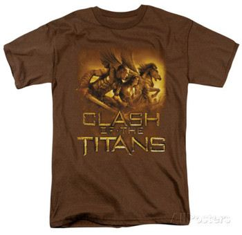 Clash Of The Titans - Heroes