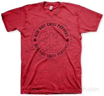 Red Hot Chili Peppers - Wheel Outline