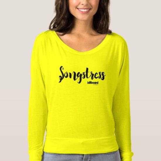 Songstress T-shirt
