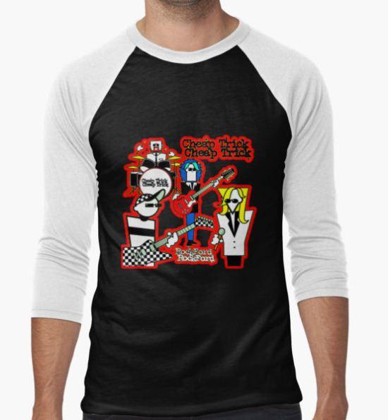 CHEAP TRICK T-Shirt by ujibahri T-Shirt