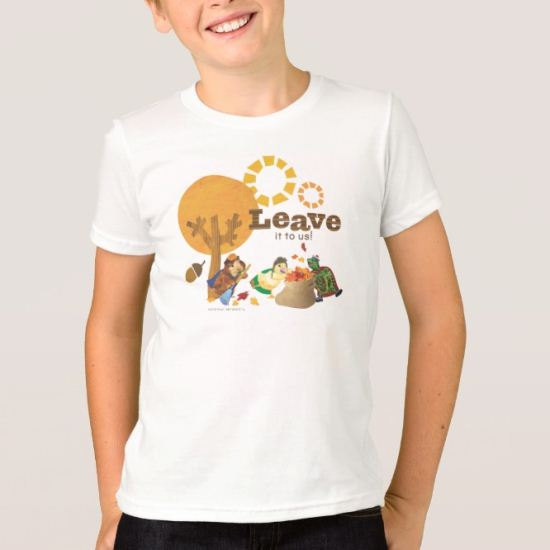 Wonder Pets! | Leave It To Us T-Shirt