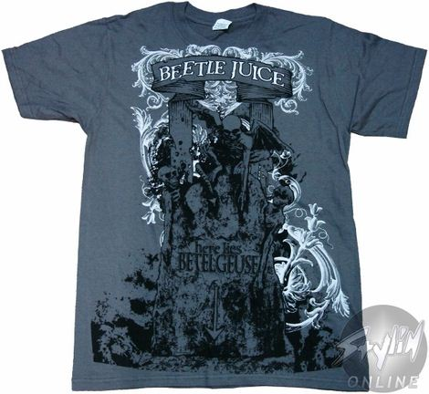 Beetlejuice Betel T-Shirt
