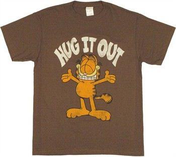 Garfield Hug it Out T-Shirt