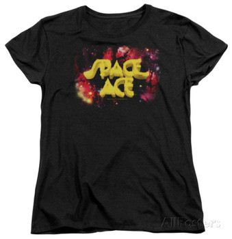 Womens: Space Ace - Logo