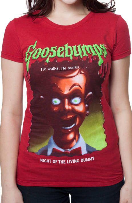 Junior Goosebumps Slappy Shirt
