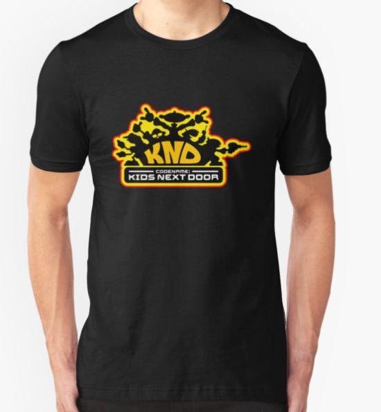 Codename: Kids Next Door T-Shirt by TroyBolton17 T-Shirt