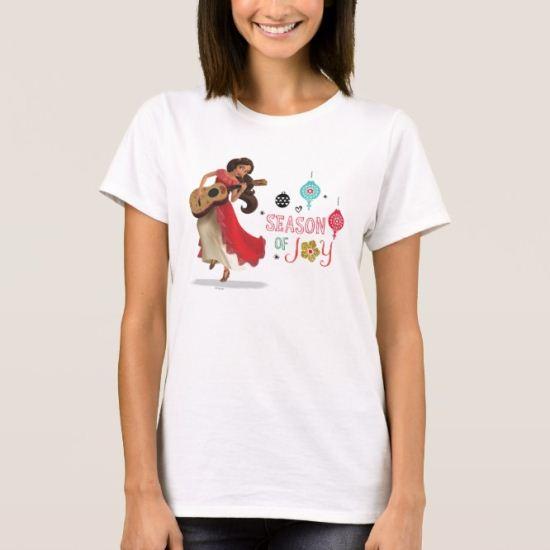 Elena of Avalor | Season of Joy T-Shirt