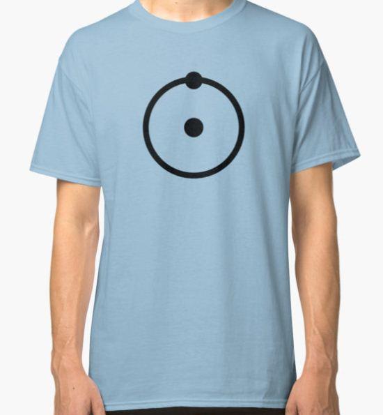 Dr Manhattan Classic T-Shirt by BlazeComics T-Shirt