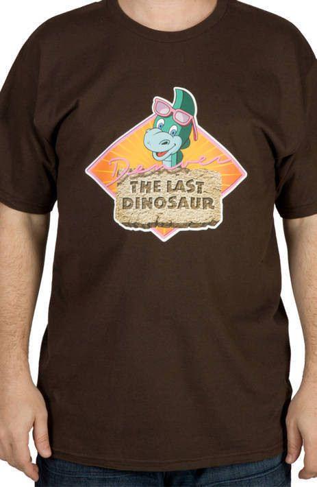 Logo Denver the Last Dinosaur Shirt