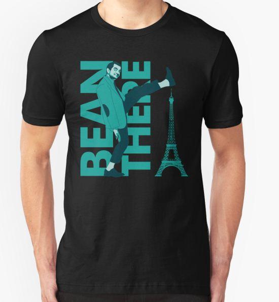 Bean There (Mr Bean) Shirt T-Shirt by Ryan Jay Cruz T-Shirt