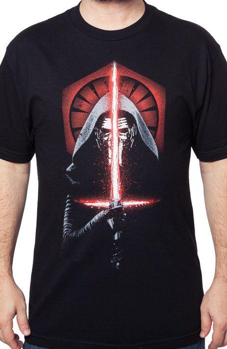Star Wars Force Awakens Kylo Ren T-Shirt