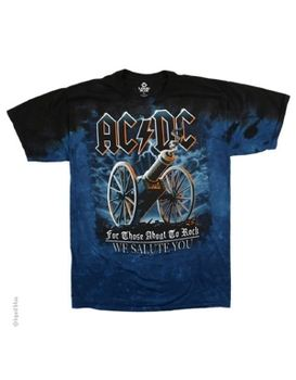 AC/DC 21 Gun Salute Men's T-shirt