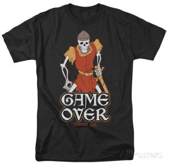 Dragon's Lair - Game Over