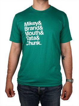 Green Goonies Jet Set Shirt