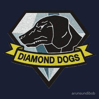 Metal Gear Solid V - Diamond Dogs