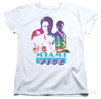 Womens: Miami Vice - Crockett And Tubbs