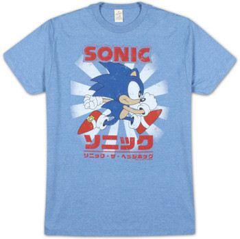 Sonic the Hedgehog - Kanji Classic