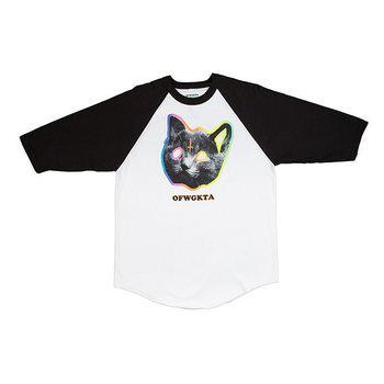 OFWGKTA - OFWGKTA Tron Cat - T-Shirt