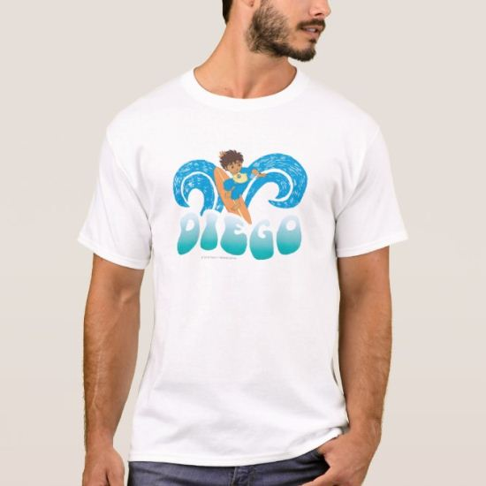 Go Diego Go! | Ride The Waves! T-Shirt
