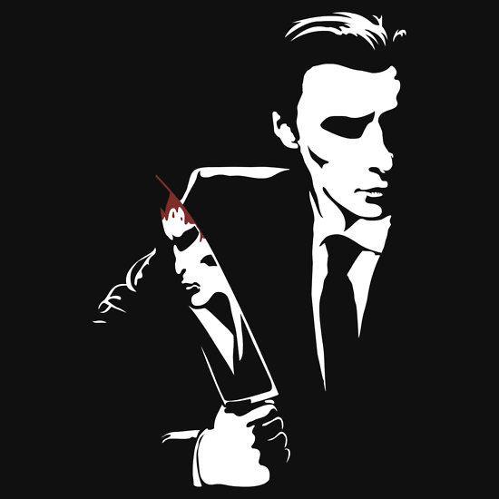 American Psycho T-Shirt by Edward B.G. T-Shirt