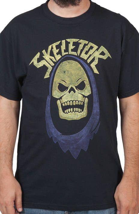 Skeletors Hood Shirt