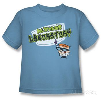 Youth: Dexter's Laboratory - Logo