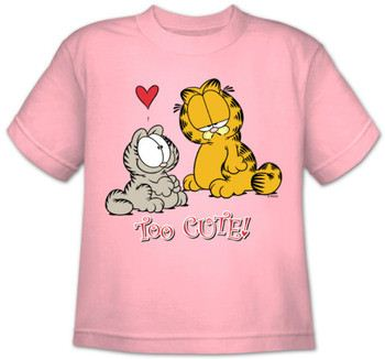 Youth: Garfield - Too Cute