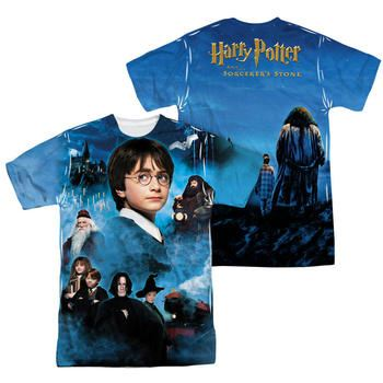 afbcb468582 Harry Potter First Year Sublimation Print Adult T-Shirt from Warner Bros.