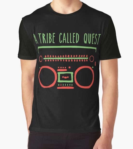 'a tribe on tape' Graphic T-Shirt by hardpentee T-Shirt