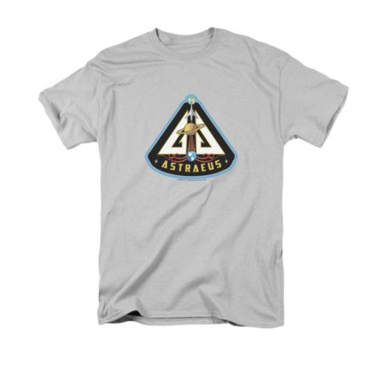 Eureka Shirt Astraeus Silver T-Shirt