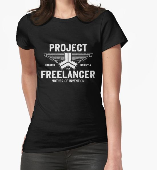 Red vs. Blue  - Project Freelancer T-Shirt by mitchandcozy T-Shirt