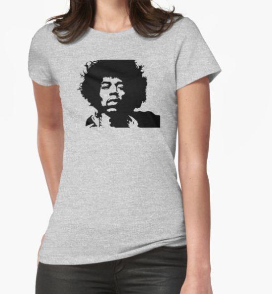 jimi hendrix T-Shirt by Hippie-Nation T-Shirt