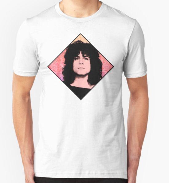 Marc Bolan T-Shirt by Kakyojo T-Shirt
