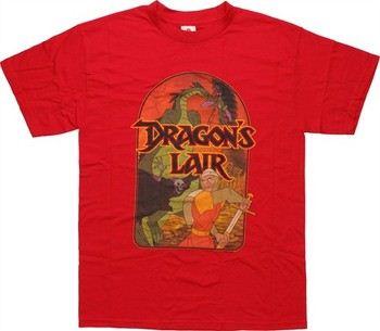 Dragon's Lair Window T-Shirt