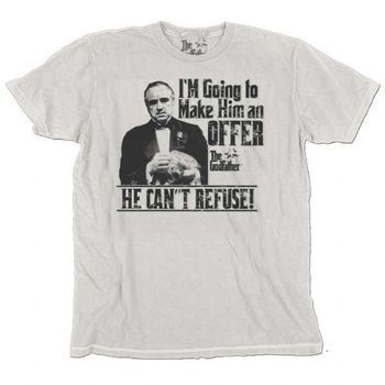 The Godfather Offer Can't Refuse White T-shirt