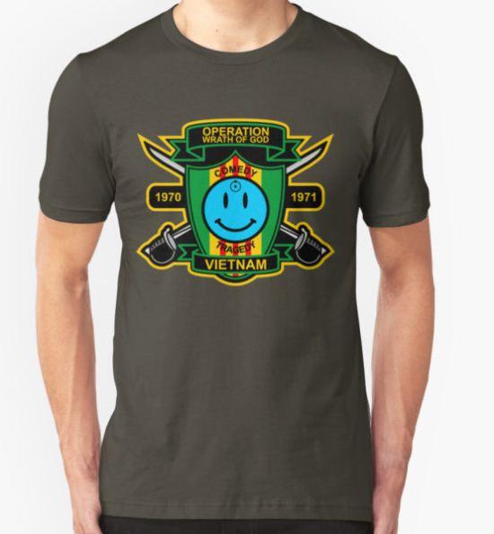 Watchmen - Nam Patch T-Shirt by btnkdrms T-Shirt