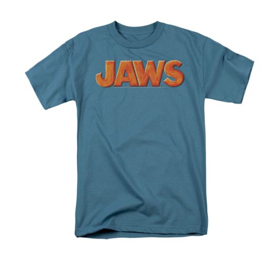 Jaws Shirt Name Slate T-Shirt