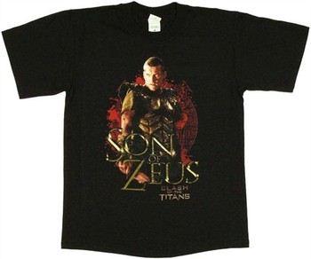 Clash of the Titans Perseus Son of Zeus T-Shirt