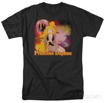 Dragon's Lair - Princess Daphne