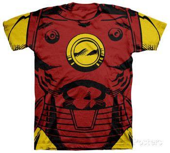 Iron Man - Costume Tee