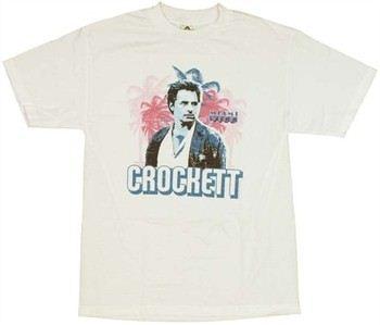 Miami Vice Crockett T-Shirt