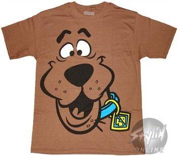 Scooby Doo Head T-Shirt